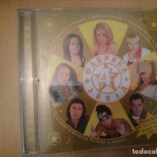CDs de Música: MUSICA RUSA POP RECOPLATORIO AÑO 2001 FABRINA ZIEZD 4 --REFESCDLADEARES3. Lote 85783344