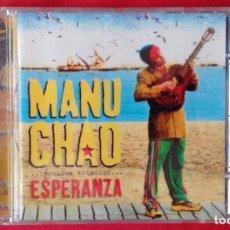 CDs de Música: CD PROXIMA ESTACION... ESPERANZA, MANU CHAO, 2001 VIRGIN RECORDS. Lote 85805456