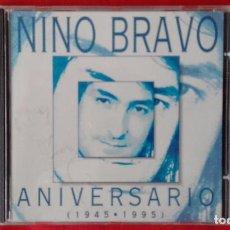 CDs de Música: CD ANIVERSARIO 1945 - 1995, NINO BRAVO, POLYGRAM 1995. Lote 85806840