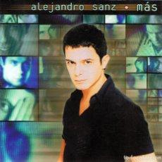 CDs de Música: CD ALEJANDRO SANZ ¨MÁS¨. Lote 85817136