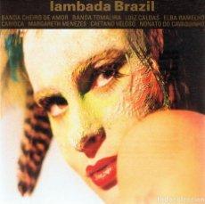 CDs de Música: CD LAMBADA BRAZIL . Lote 85817592