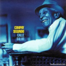 CDs de Música: CD COMPAY SEGUNDO ¨CALLE SALUD¨. Lote 92688589