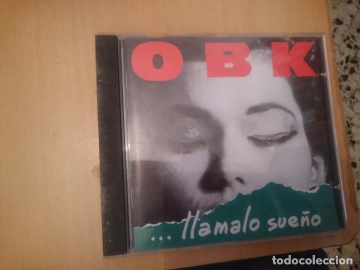 OBK -- LLAMALO SUEÑO (Música - CD's Techno)