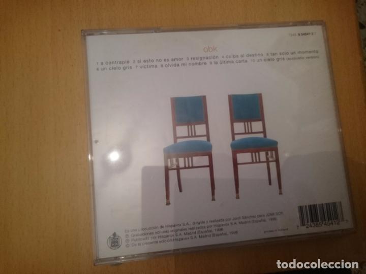 CDs de Música: OBK -- DONDE EL CORAZON NOS LLEVE - Foto 2 - 85826576
