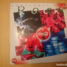 CDs de Música: COCA COLA - ROCK -- CHRISTMAS -- AÑOS 90 SINGLE --REFESCDLADEARES4. Lote 85826704