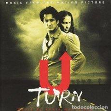 CDs de Música: U TURN / ENNIO MORRICONE CD BSO. Lote 257548640