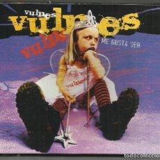 CDs de Música: LAS VULPES CD ME GUSTA SER 2005 PRECINTADO. Lote 85860344