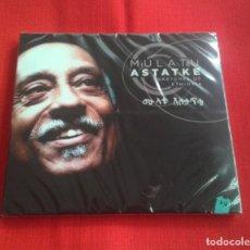 CDs de Música: MULATU ASTATKE - SKETCHES OF ETHIOPIA CD. Lote 85887420