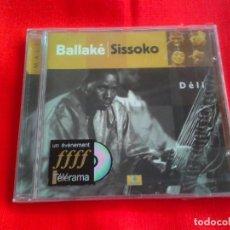 CDs de Música: BALLAKE SISSOKO - DELI - MÚSICA AFRICANA. Lote 85888088