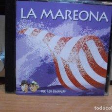 CDs de Música: LA MAREONA LOS JIMAGUAS CD ALBUM ASTURIAS COMO NUEVO ¡¡¡. Lote 85934976