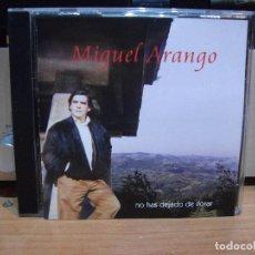 CDs de Música: MIGUEL ARANGO NO HAS DEJADO DE LLORAR CD ALBUM ASTURIAS COMO NUEVO¡¡ PEPETO. Lote 85935168