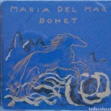 CDs de Música: MARÍA DEL MAR BONET CAVALL DE FOC. Lote 85962448