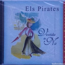 CDs de Música: ELS PIRATES VESTIDAS DE NIT 10 ANYS D' HAVANERES . Lote 85966234