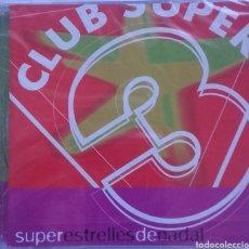 CDs de Música: CLUB SUPER 3 SUPER ESTRELLAS DE NADAL. Lote 85972286