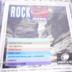 CDs de Música: CD. VARIOS - ROCKSTAR MUSIC 6 (NEW). Lote 86013220