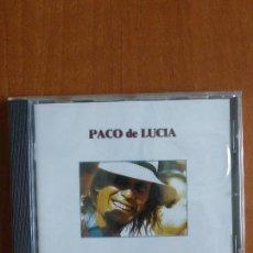 CDs de Música: PACO DE LUCIA - ZYRYAB - CD PRECINTADO. Lote 86050732