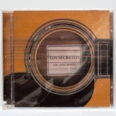 CDs de Música: LOS SECRETOS – CON CIERTO SENTIDO. Lote 133702433