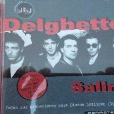 CDs de Música: DELGHETTO ( SALIR ... ) - CD - LOLLIPOP - VE-CL-0024-2 - JOSEFINA - OIGA SEÑOR .... Lote 86061376
