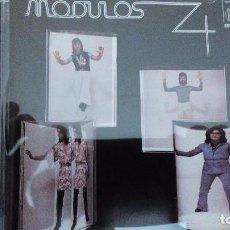 CDs de Música: MODULOS 4 CD HISTORIA DEL POP ESPAÑOL RARO. Lote 88826355