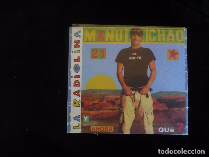 RADIOLINA MANU BAIXAR CD CHAO LA