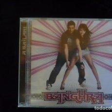 CDs de Música: BANGHRA A BAILAR, CD + DVD - NUEVO PRECINTADO. Lote 86164308