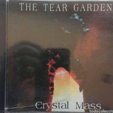 CDs de Música: THE TEAR GARDEN CRYSTAL MASS. Lote 86184550