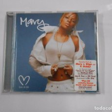CDs de Música: MARY J. BLIGE AND P. DIDDY. CD. TDKV13. Lote 86195260