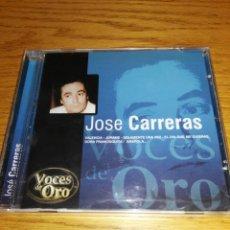 CDs de Música: CD JOSE CARRERAS, VALENCIA, JURAME ETC, 20 ÉXITOS DE ORO- NUEVO Y PRECINTADO. Lote 86114308