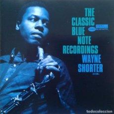 CDs de Música: WAYNE SHORTER, THE CLASSIC BLUE NOTE RECORDINGS, BLUE NOTE, 2 CD. Lote 86217048