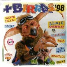 CDs de Música: DOBLE CD + BIRRAS ' 98 ( AQUA , ILEGALES, KING AFRICA, MODERN TALKING, KING AFRICA, ALEXIA, SASH,. Lote 86293780