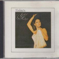 CDs de Música: ISABEL PANTOJA CD AL ALIMÓN 1988. Lote 86313692