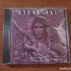 CDs de Música: STEVE VAI VARIOUS ARTISTS ARCHIVES VOL.1. Lote 86315328