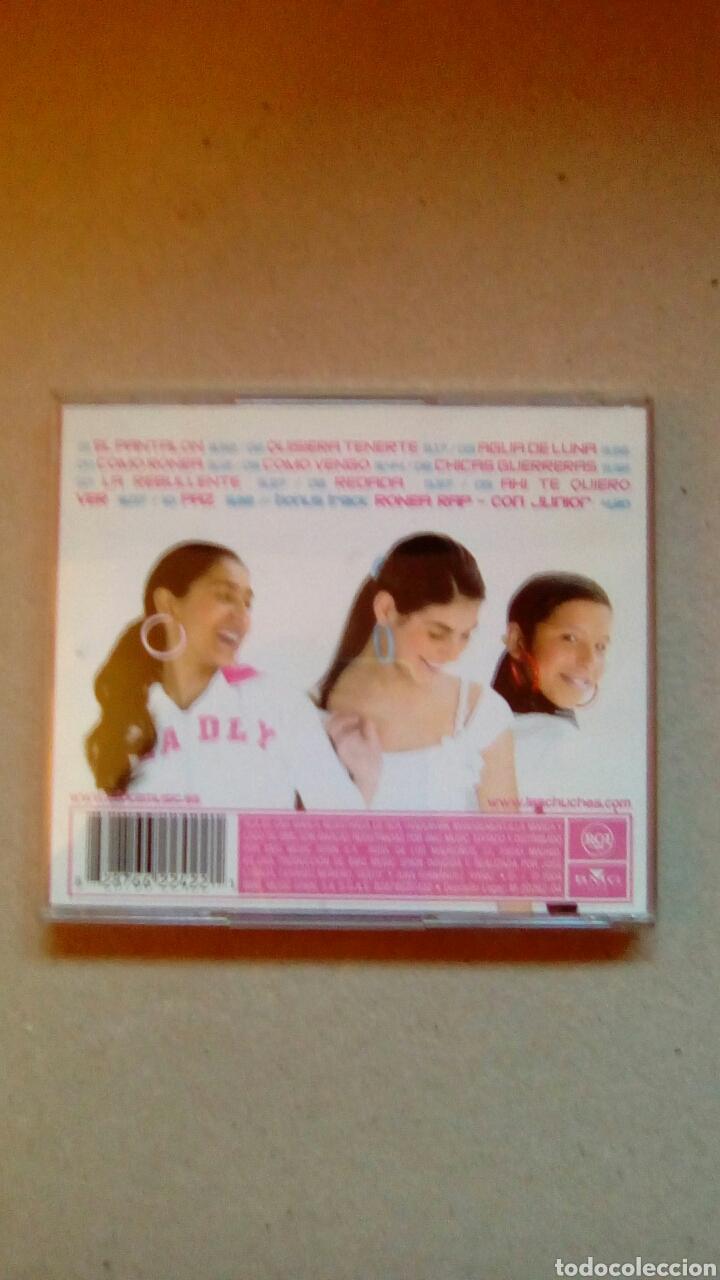 CDs de Música: CD Las Chuches 2004 - Foto 2 - 86323923