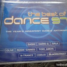 CDs de Música: CD. DOBLE. VARIOS - THE BEST OF DANCE 97 PRECINTADO. Lote 86346232