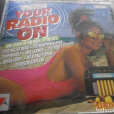 CDs de Música: CD . VARIOS - TURN YOUR RADIO ON-AND LISTEN TO THE MUSIC OF THE 60´S (NEW). Lote 86348156