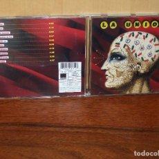 CDs de Música: LA UNION - FLUYE - CD . Lote 86356312