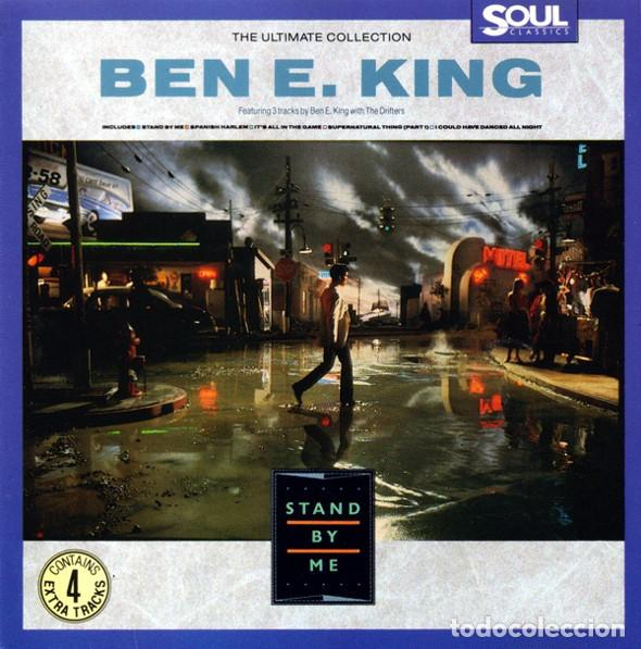 CDs de Música: Ben E. King ‎- The Ultimate Collection: Stand By Me-soul funk - Foto 1 - 86375392