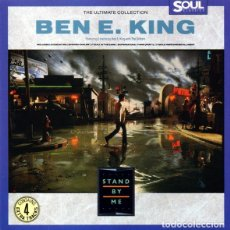 CDs de Música: BEN E. KING ‎- THE ULTIMATE COLLECTION: STAND BY ME-SOUL FUNK. Lote 86375392