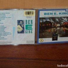 CDs de Música: BEN E. KING - THE ULTIMATE COLLECTION - CD. Lote 86382440