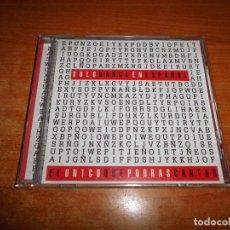 CDs de Música: SOLO DANCE EN ESPAÑOL CD ALBUM DEL AÑO 2005 DHANY ALEXIA KU MINERVA CETU JAVU DJ NAPO 11 TEMAS. Lote 177411692