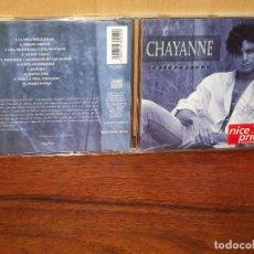 CDs de Música: CHAYANNE - INFLUENCIAS - CD. Lote 253793615