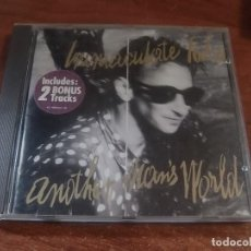 CDs de Música: INMACULATE FOOLS ANOTHER MANS WORLD. Lote 86391648