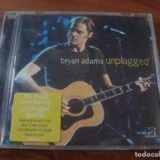 CDs de Música: BRYAN ADAMS UNPLUGGED. Lote 86404780
