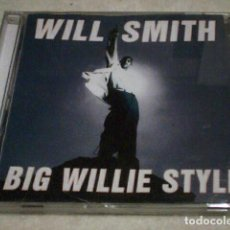 CDs de Música: WILL SMITH - BIG WILLIE STYLE. Lote 98168728