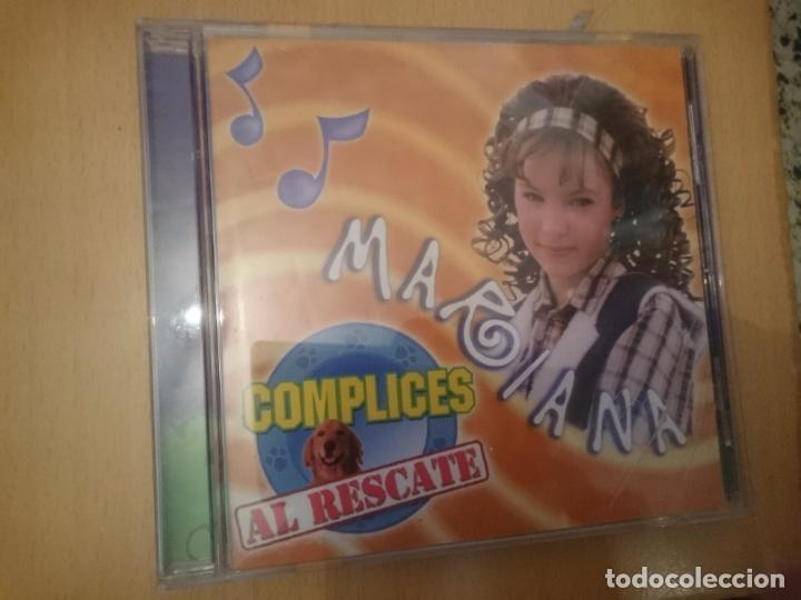 MARIANA - COMPLICES AL RESCATE --- BELINDA (Música - CD's Pop)