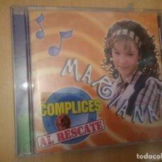CDs de Música: MARIANA - COMPLICES AL RESCATE --- BELINDA. Lote 254285815