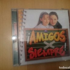 CDs de Música: AMIGOS X SIEMPRE --REFESCDLADEARES6. Lote 86495640