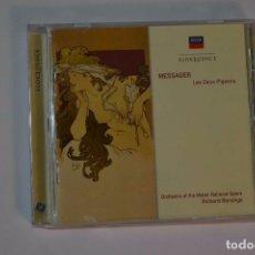 CDs de Musique: MESSAGER - LES DEUX PIGEONS (BALLET) - BONYNGE ---. Lote 86518716