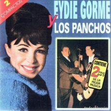 CDs de Música: CD EYDIE GORME Y LOS PANCHOS (2 CD). Lote 86525644