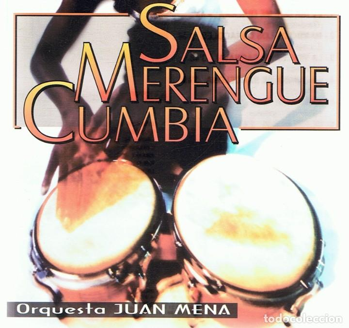 CD SALSA - MERENGUE -CUMBIA (Música - CD's Latina)